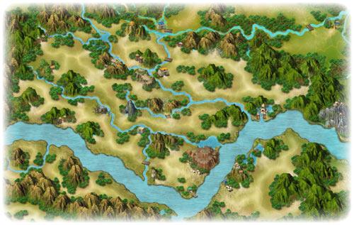 《荆州大地图 》